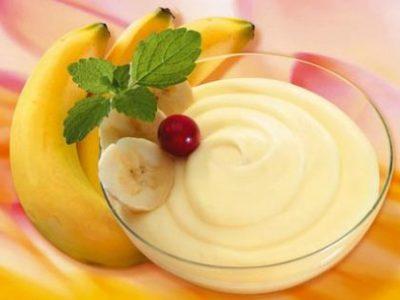 Crema di Banane e cannella