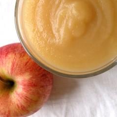 Omogeneizzato di Frutta: Mela