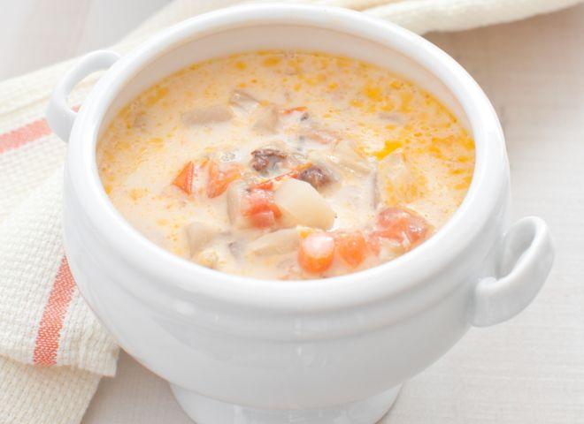Zuppa ricca