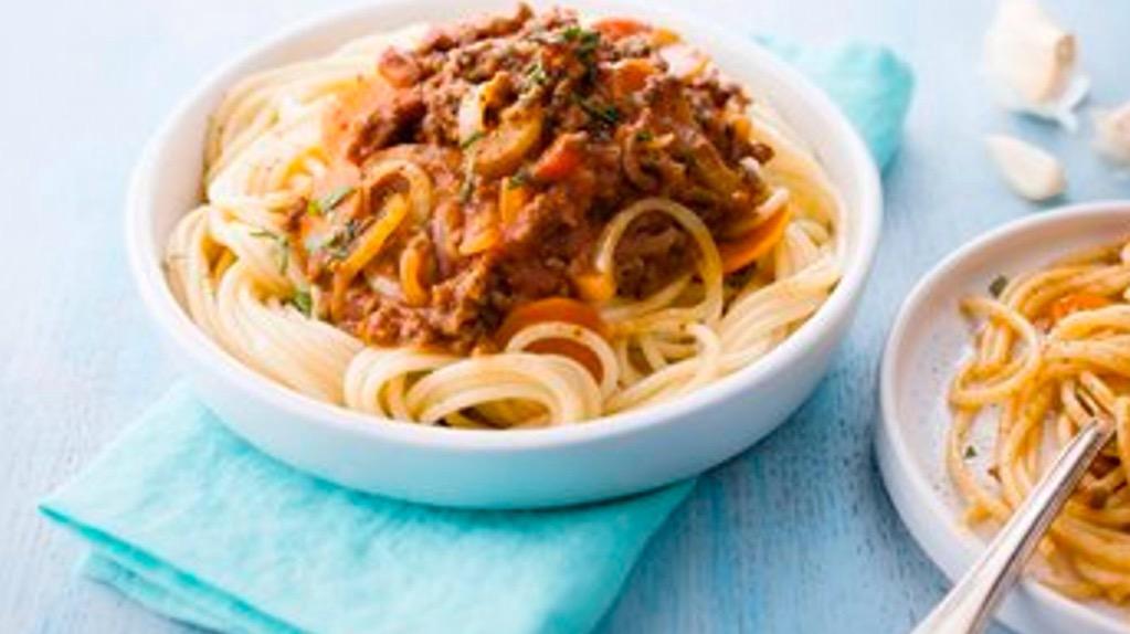 La Bolognese ricetta Cookeo