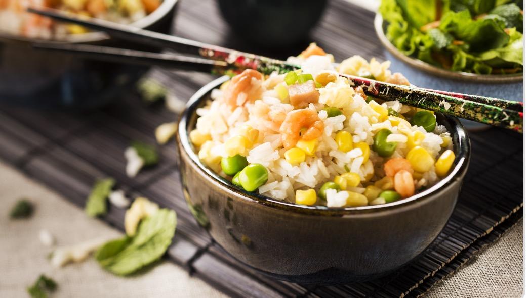 Risotto alla cantonese ricetta cookeo
