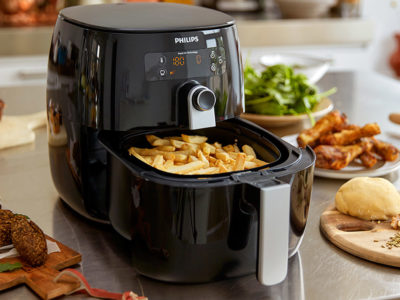 Patatine fritte Con Philips Airfryer