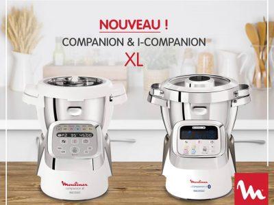 I-Companion XL e Nuovo Companion