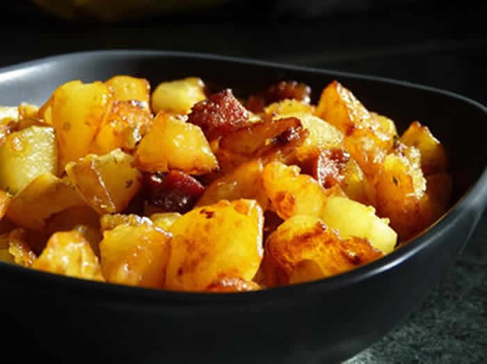 Patate con il cookeo