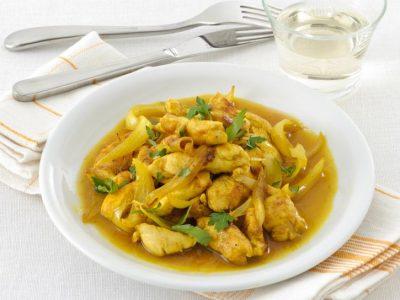 Pollo al Curry Ricetta Cookeo