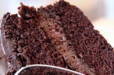 Torta alla Mousse di cioccolato con il cookeo