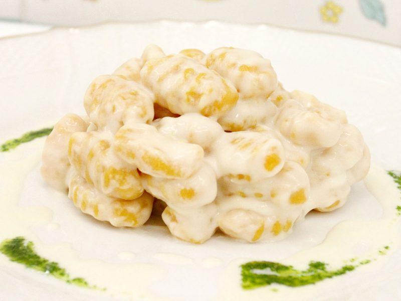 Gnocchi con Parmigiano