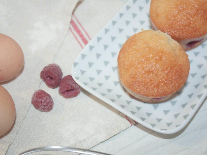 Muffin allo yogurt  con il cookeo