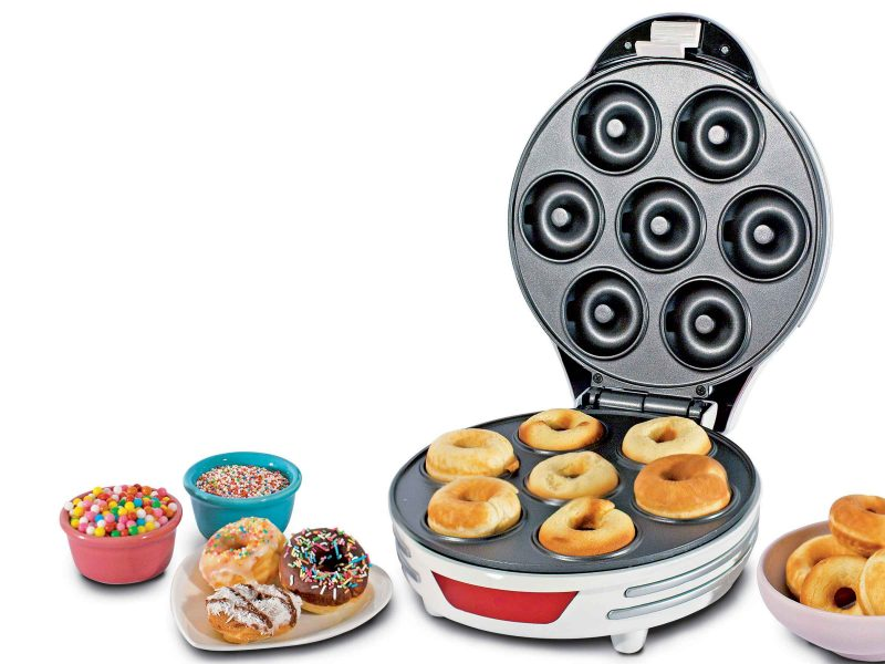 Donuts con piastra ariete Donuts Cookies Party Time