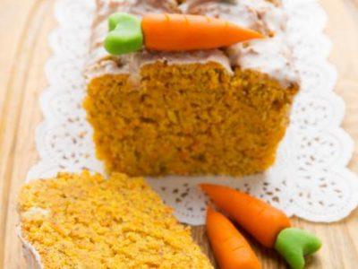 Plumcake alle carote