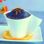Tortino cioccolato e arancia