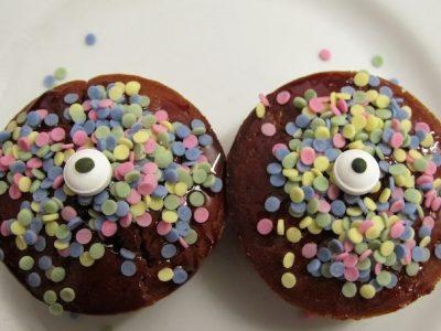 Muffin Mostruosi di Halloween