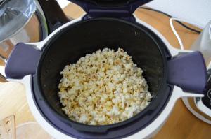Pop Corn dolci con il cookeo!
