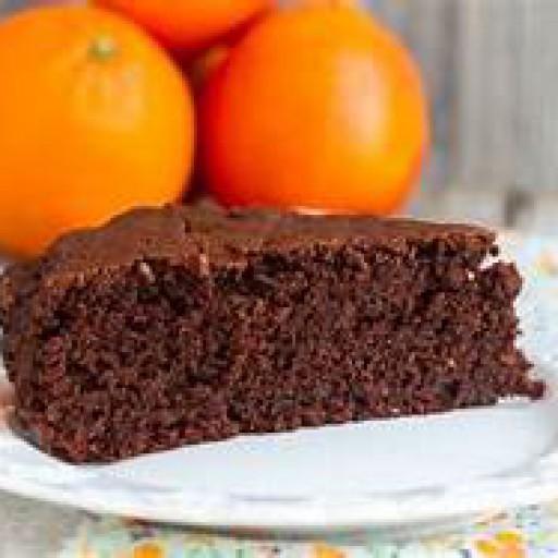 Torta integrale al cacao