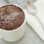 Torta in tazza al Cioccolato ovvero Mug Cake